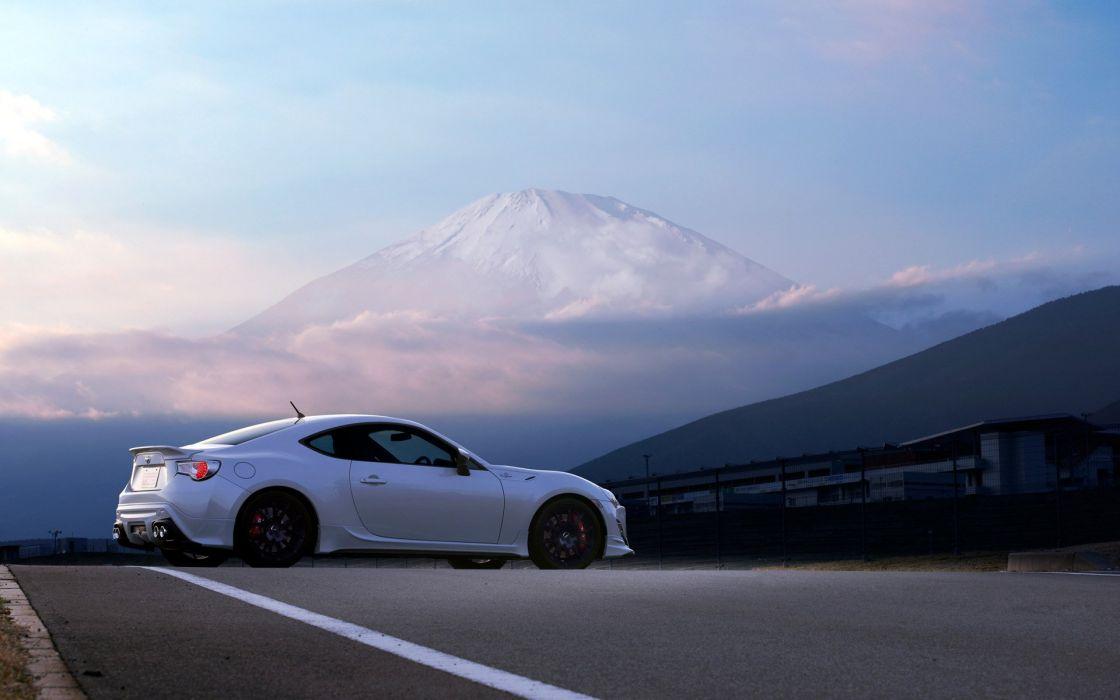 2012 TRD Toyota GT86 tuning g-t wallpaper