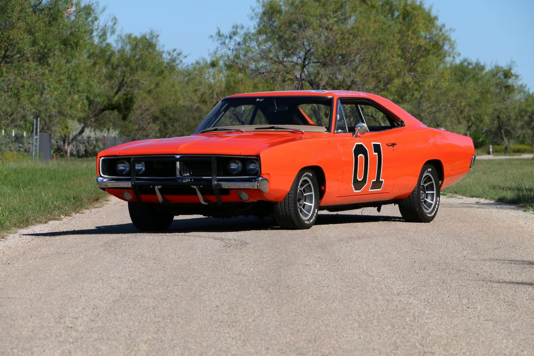 1969 Dodge Charger General Lee Classic Muscle Car For Sale: 1969 Dodge Charger General Lee Series Mopar Muscle Classic