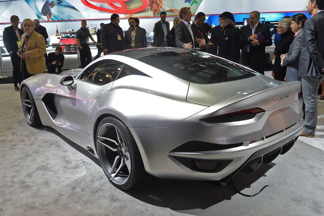 VLF Force 1 V10 coupe cars supercars wallpaper