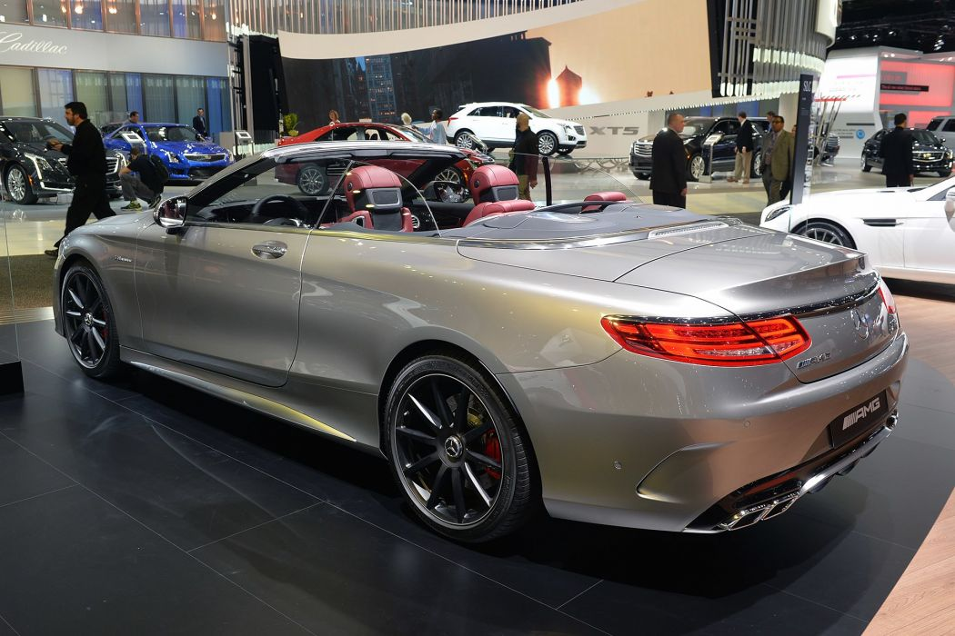 Mercedes AMG S63 Cabriolet Edition 130 cars wallpaper