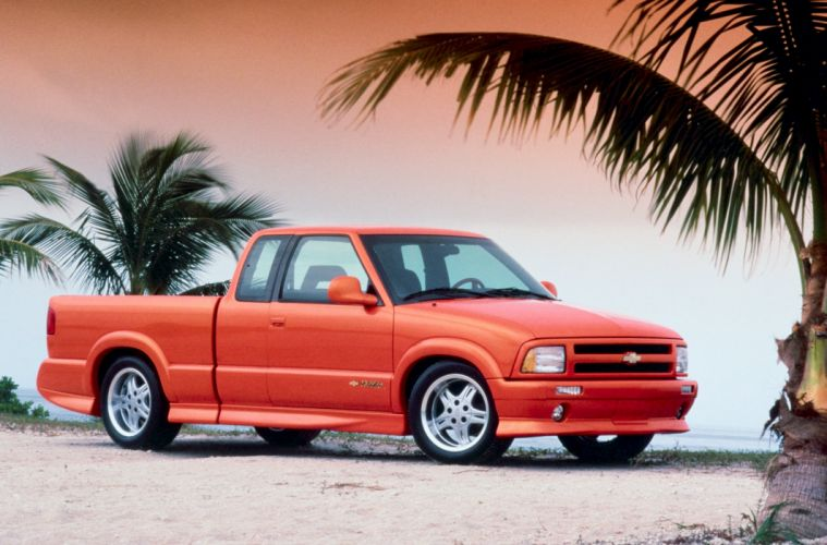 1995 Chevrolet Hugger Concept pickup muscle wallpaper