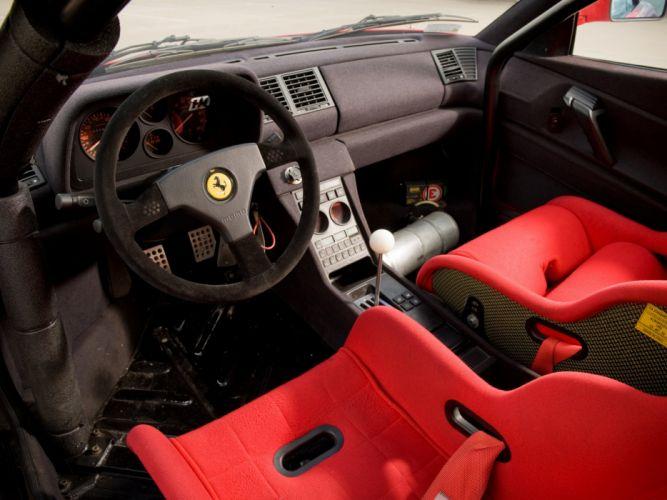 1993 Ferrari 348 G-T Competizione Pininfarina supercar wallpaper