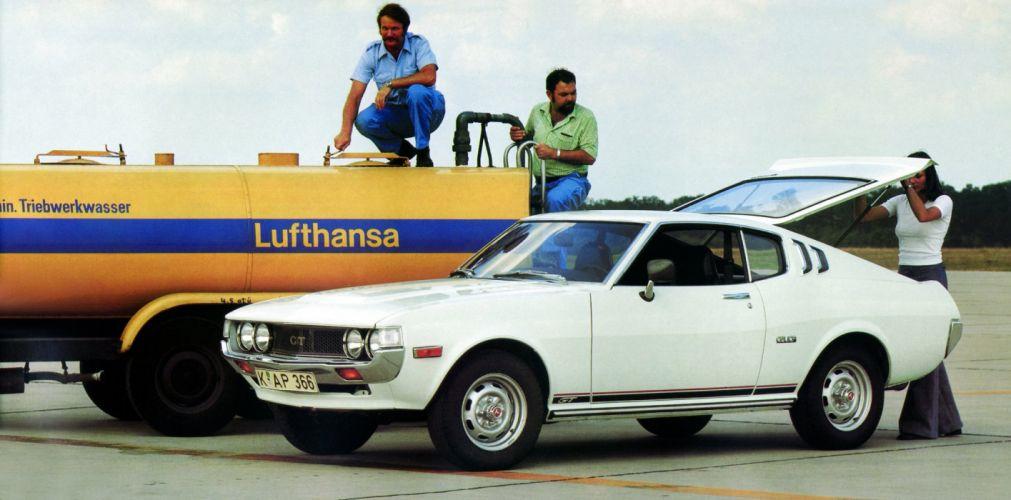1976-78 Toyota Celica 2000GT Liftback EU-spec RA28 2000 g-t classic wallpaper