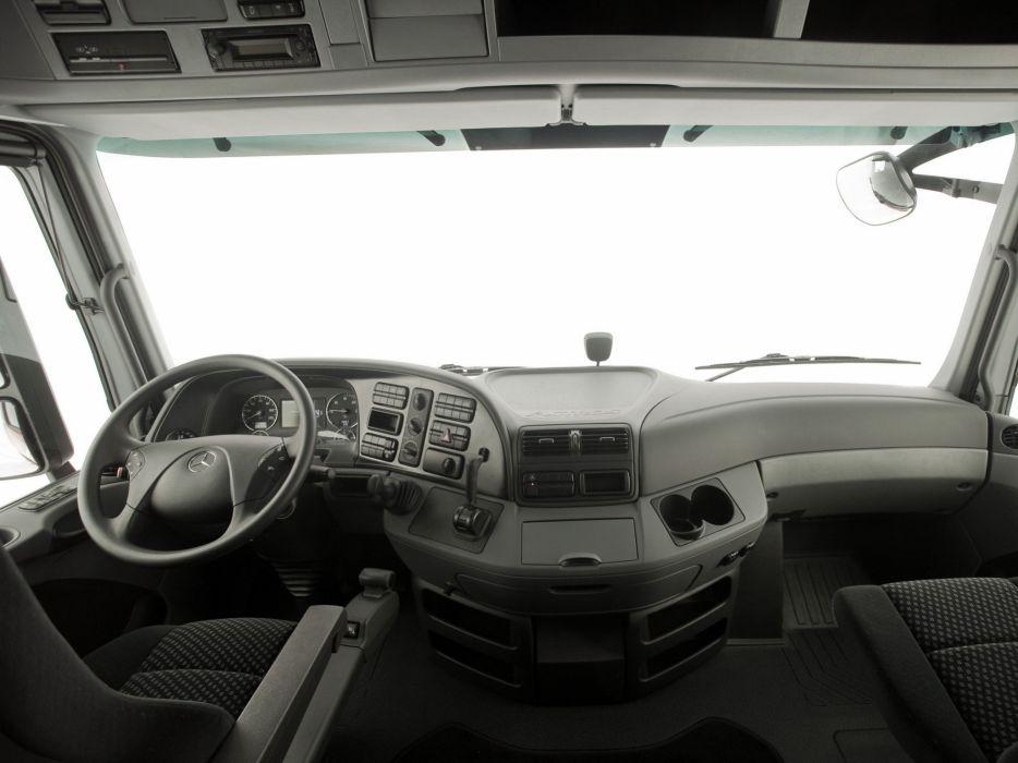2011-15 Mercedes Benz Actros 2646 L-S MP3 semi tractor wallpaper
