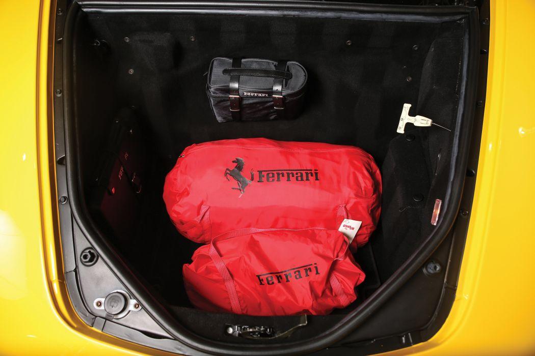 2007 Ferrari F430 Spider with Schedoni US-spec Pininfarina supercar wallpaper