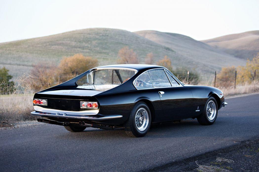 1967 Ferrari 330 GTC Speciale Pininfarina supercar classic wallpaper
