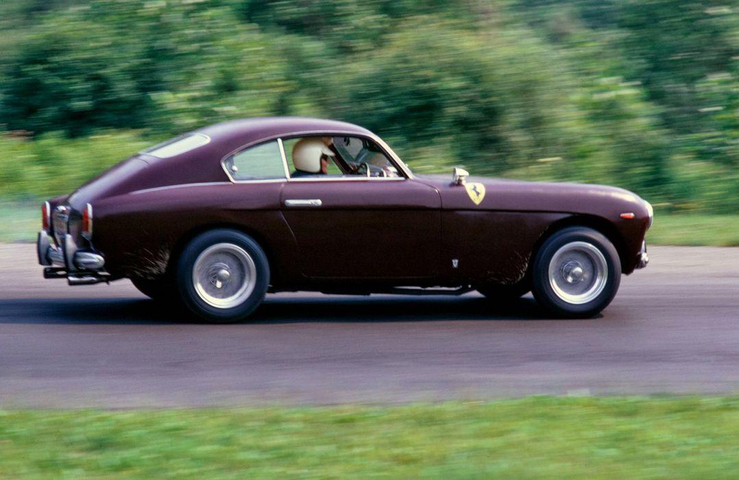 1950 Ferrari 166 Inter Berlinetta Vignale supercar retro wallpaper
