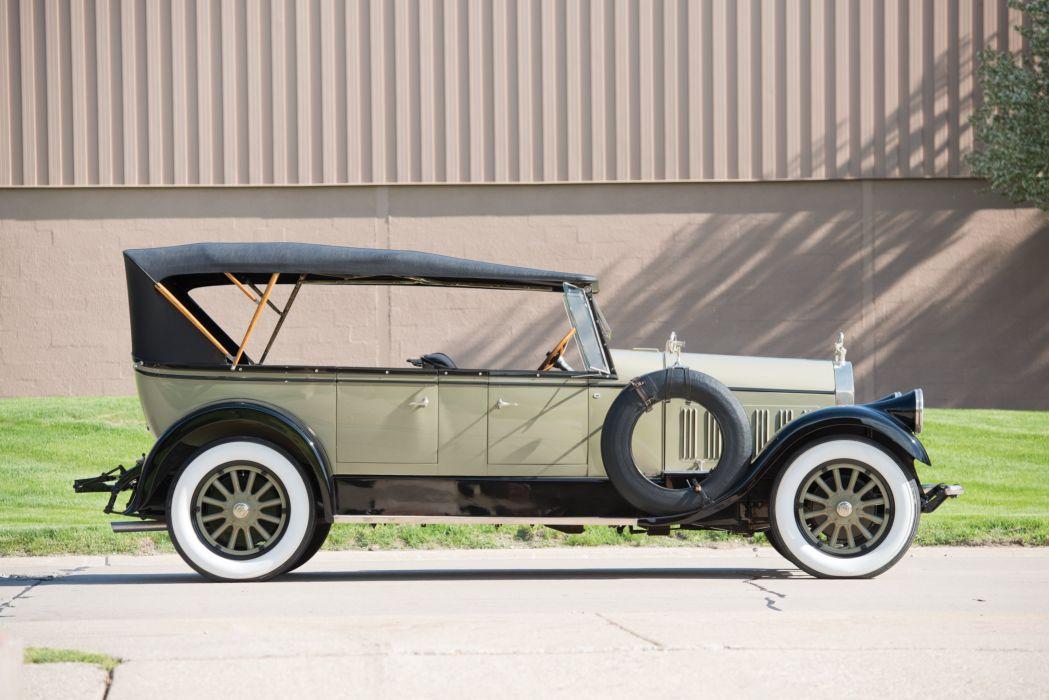 1928 Pierce Arrow Model-36 7-passenger Touring vintage luxury wallpaper