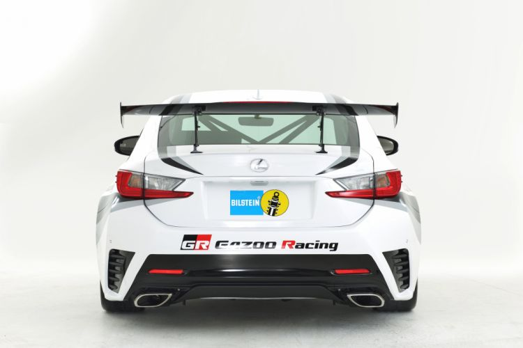 2015 GAZOO Racing Lexus R-C rally race racing wallpaper