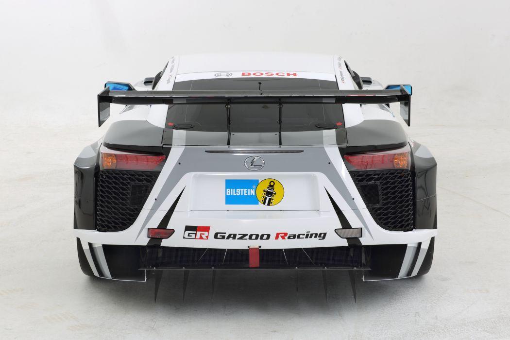 2015 GAZOO Racing Lexus LFA Code-X rally race wallpaper