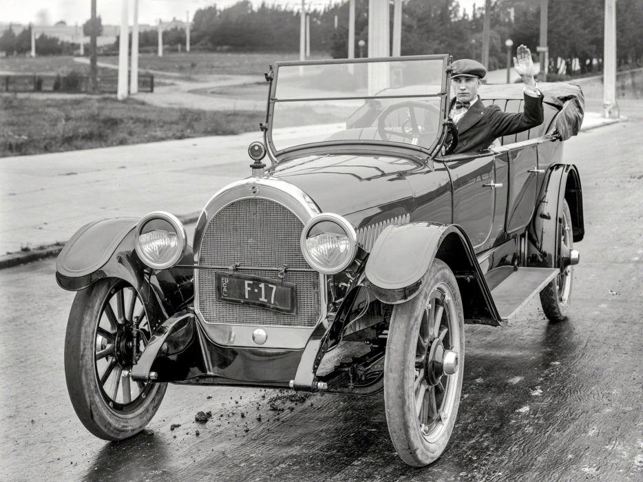 1920 Oldsmobile Model 45-BT 5-passenger Touring vintage wallpaper