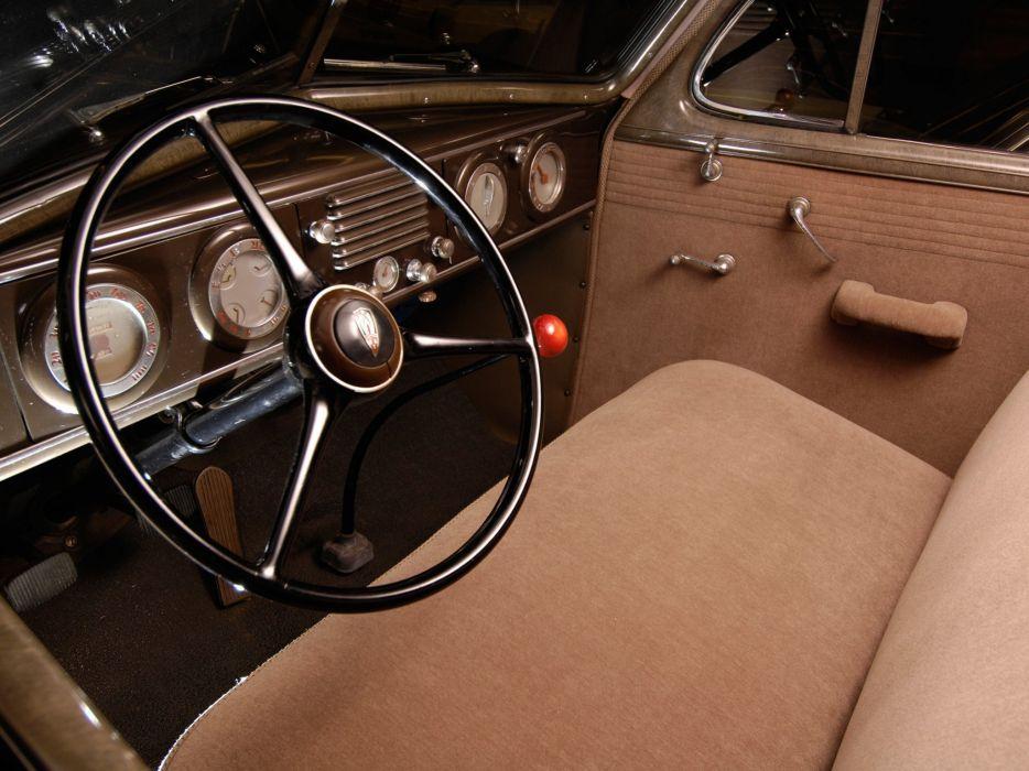 1937 Oldsmobile Series-F 4-door Touring Sedan 373619 vintage wallpaper