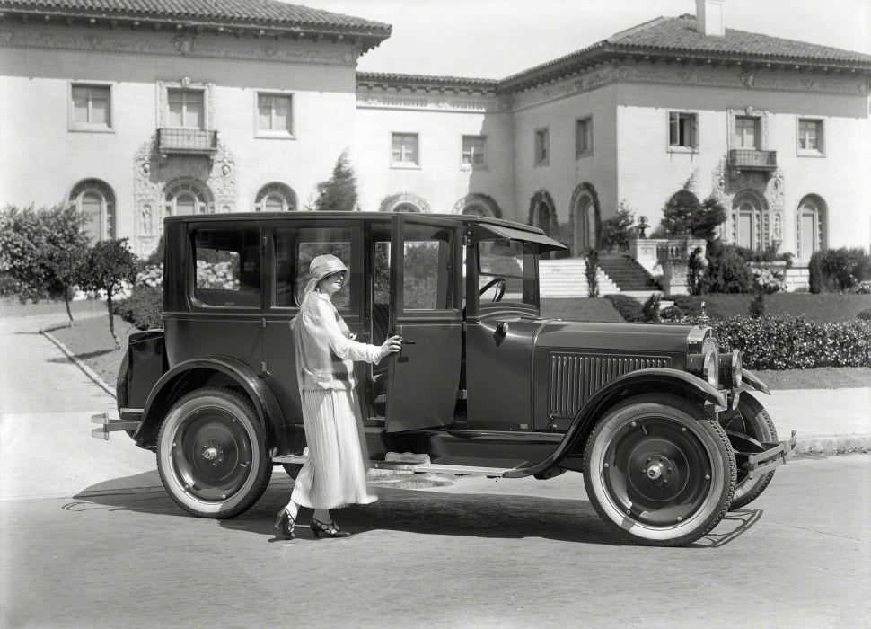 1924 Oldsmobile Model-30B Sedan 30-BS vintage luxury wallpaper
