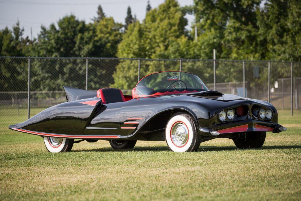 1963 Batmobile Forrest Robinson custom concept hot rod rods batman dark knight wallpaper