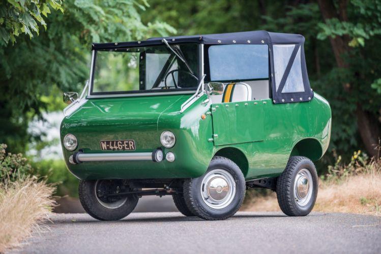 1968 Ferves Ranger microcar classic concept wallpaper