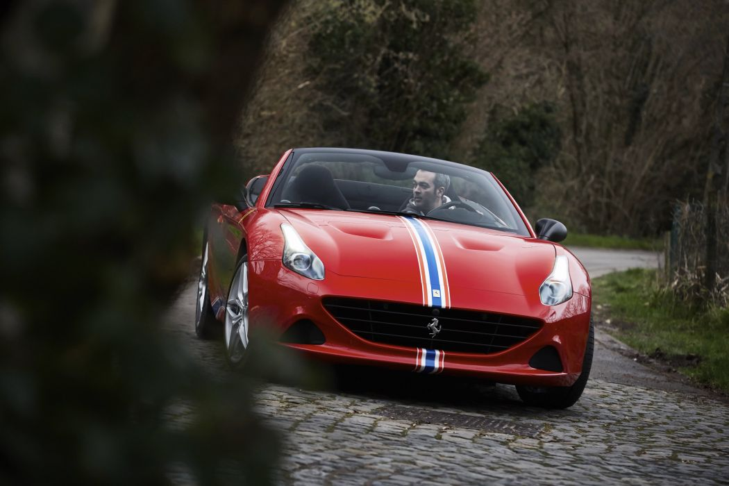 2016 Ferrari California T Pininfarina supercar wallpaper