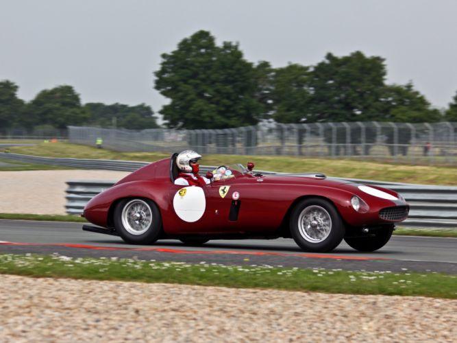 1953 Ferrari 340MM Scaglietti Monza Spyder 340 race racing supercar retro m-m rally wallpaper