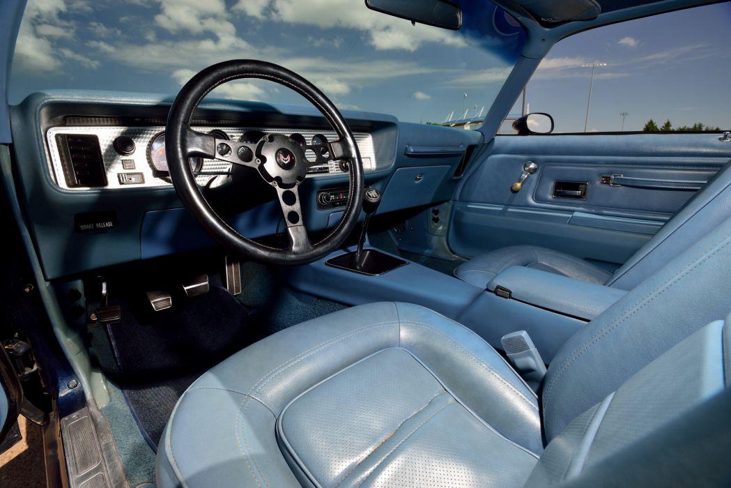 1974 Pontiac Firebird Trans Am SD-455 muscle classic 455 trans-am wallpaper