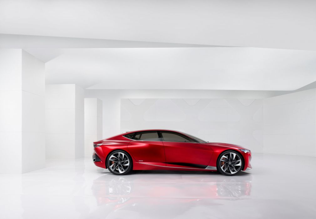 2016 Acura Precision Concept supercar wallpaper
