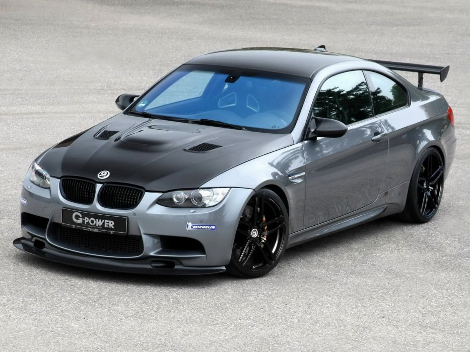 2015 G-Power BMW M-3 RS E9X E92 tuning wallpaper