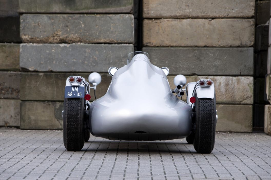 1950 Veritas Meteor F-2 Formula race racing retro rally wallpaper