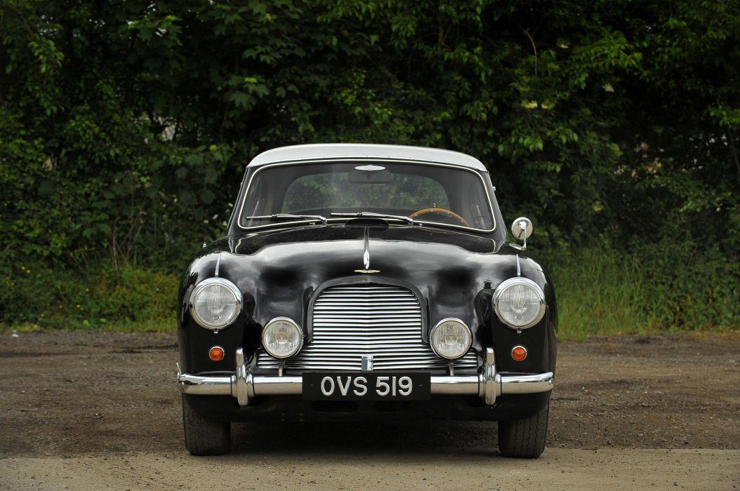 1955-57 Aston Martin DB2-4 Fixed Head Coupe Tickford MkII retro db2 wallpaper