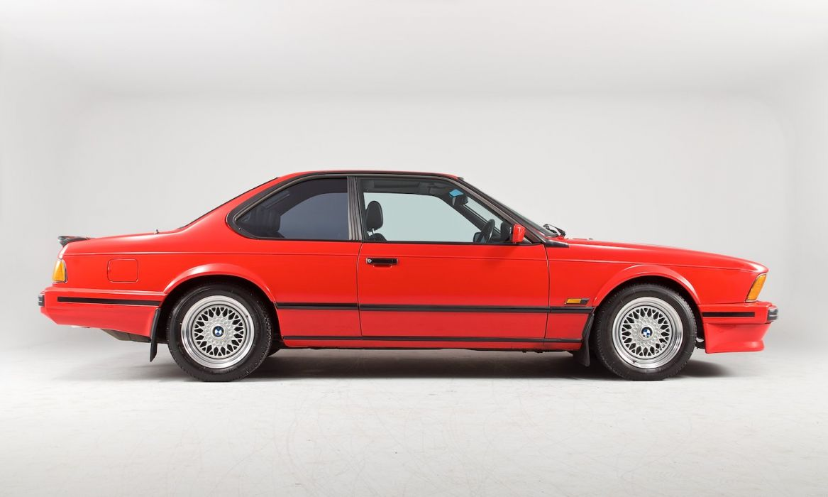 1989 BMW M635 CSi Motorsport Edition E24 tuning race racing wallpaper