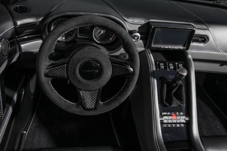 2016 Roding Roadster R-1 supercar wallpaper