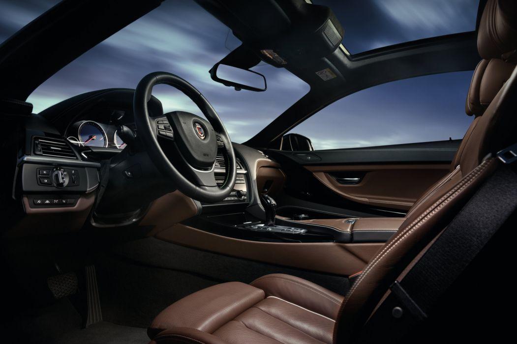 2016 Alpina B-6 Bmw Bi-Turbo Coupe F13 tuning turbo wallpaper