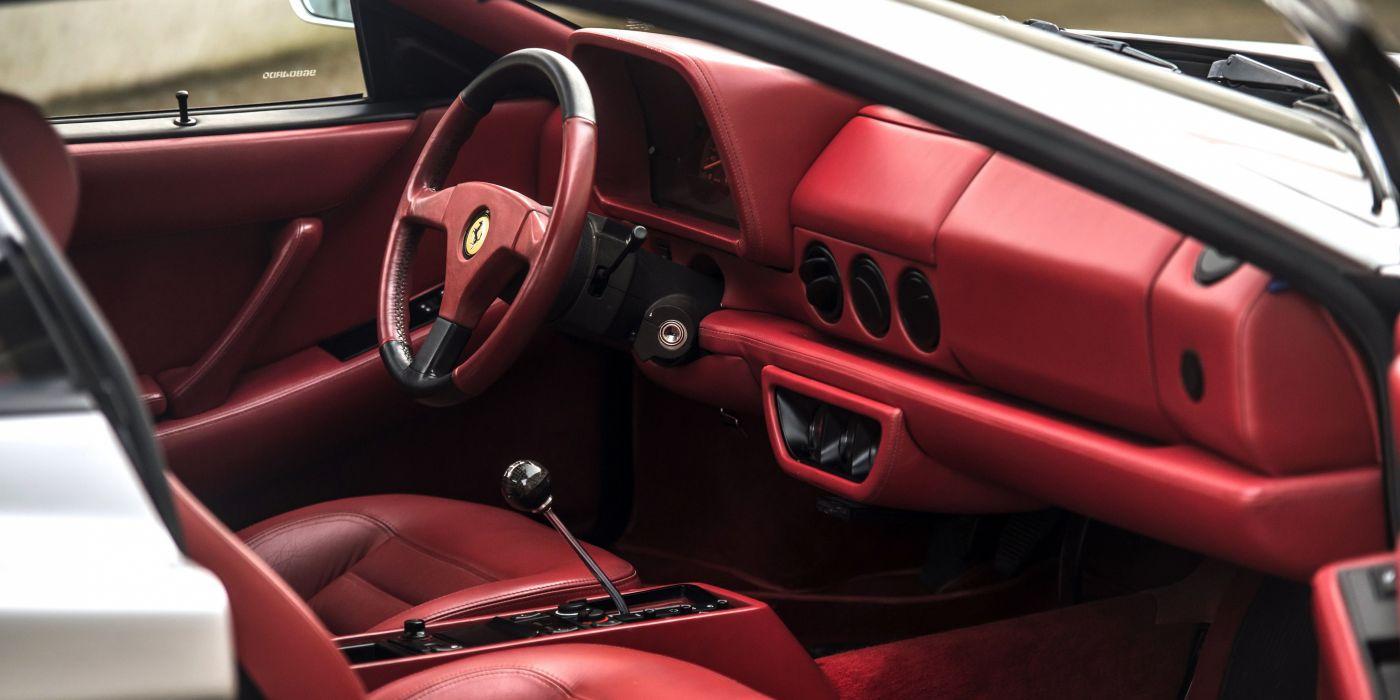 1991-94 Ferrari 512 T-R Pininfarina supercar wallpaper