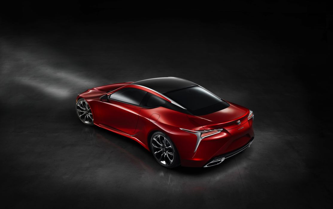2017 Lexus LC500 l-c 500 wallpaper