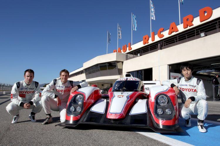 2012 Toyota TS030 Hybrid race racing lemans le-mans rally wallpaper