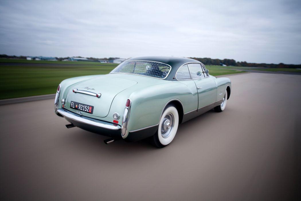 1953 Chrysler GS-1 Thomas Special Coupe Ghia mopar retro coupe luxury wallpaper