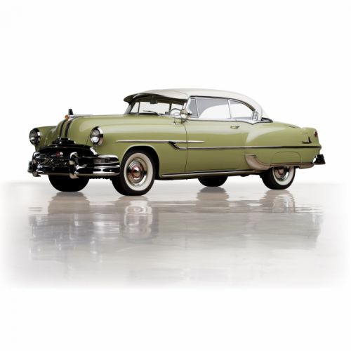 1953 Pontiac Chieftain Custom Eight Catalina Hardtop Coupe luxury retro wallpaper