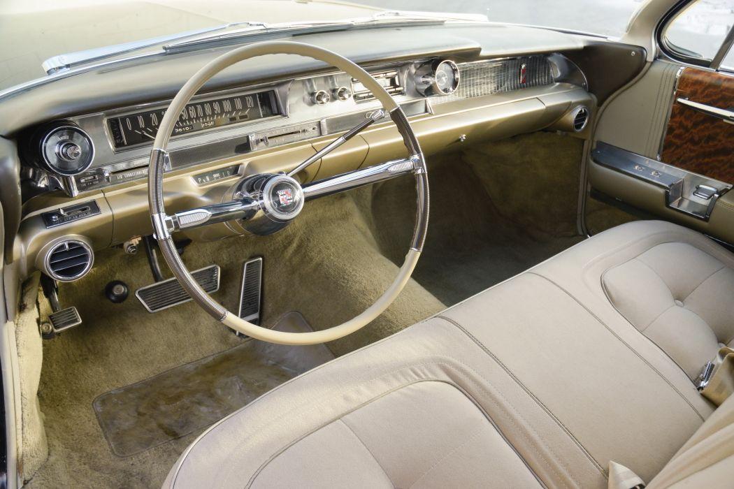 1962 Cadillac Fleetwood Sixty Special sedan luxury classic wallpaper