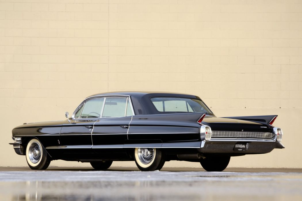1962 Cadillac Fleetwood Sixty Special sedan luxury classic wallpaper