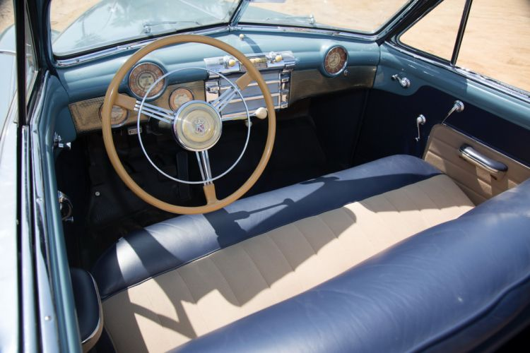 1942 Buick Super Convertible 56C retro luxury wallpaper