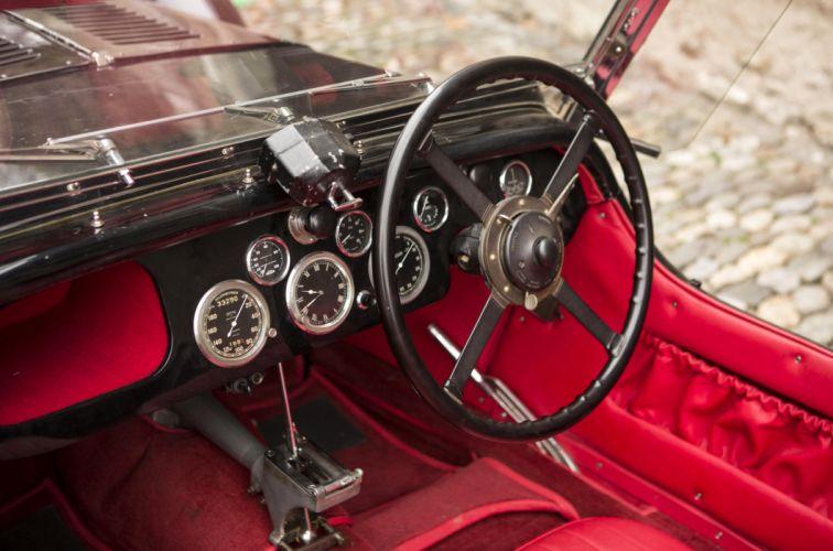 1933 Aston Martin Le-Mans race racing lemans vintage wallpaper
