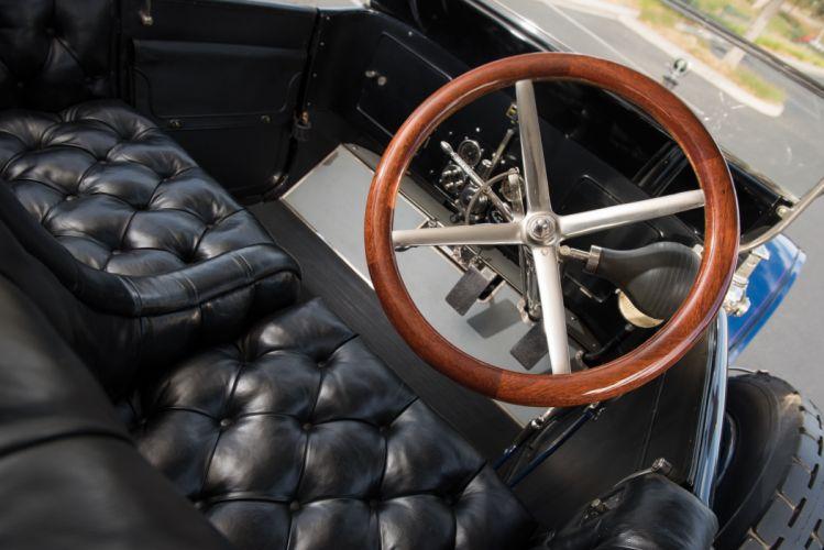 1913 Pierce Arrow Model-48B 5-passenger Touring vintage wallpaper