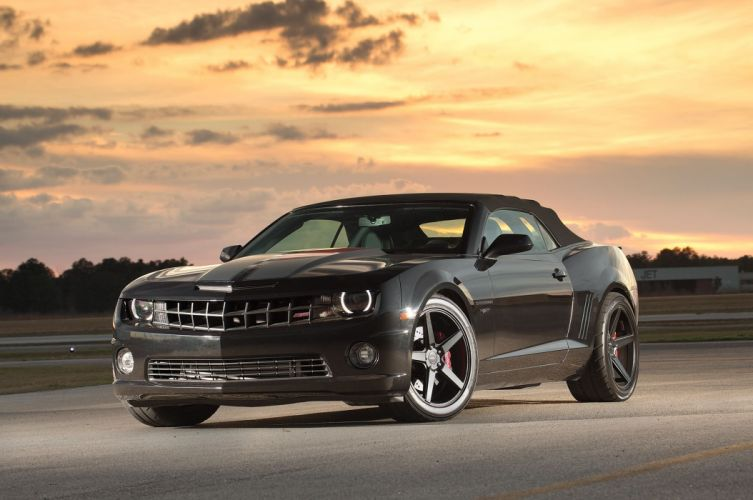 2012 Chevrolet Camaro 952HP muscle wallpaper