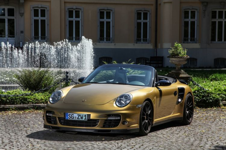 2016 Wimmer RS Porsche 911 Turbo Cabriolet 997 r-s tuning wallpaper