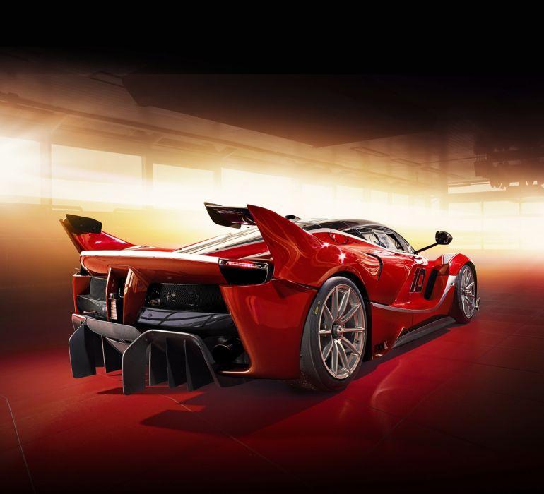 2015 Ferrari FXX K supercar fxxk wallpaper