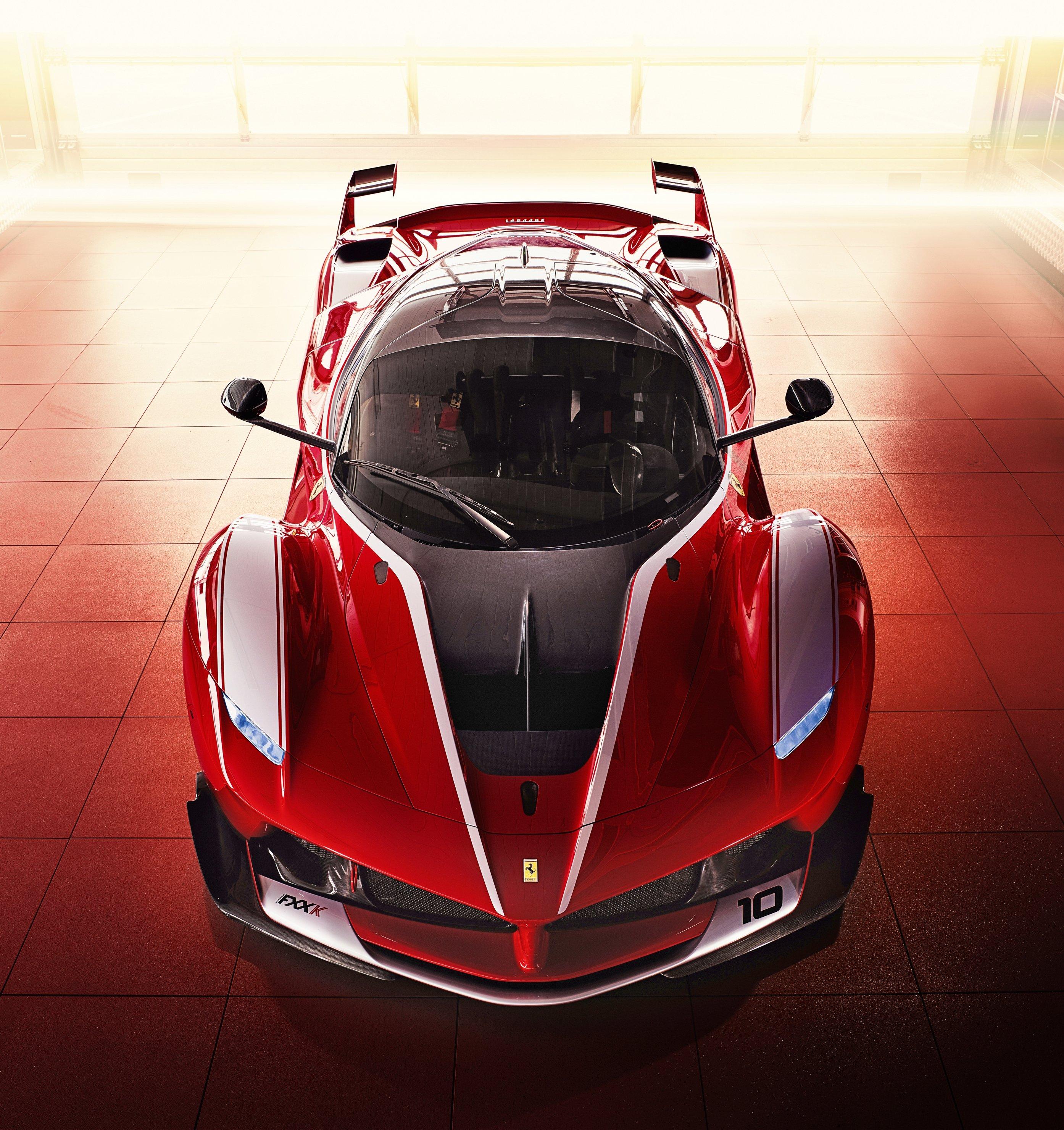 Ferrari Car Wallpaper: 2015 Ferrari FXX K Supercar Fxxk Wallpaper