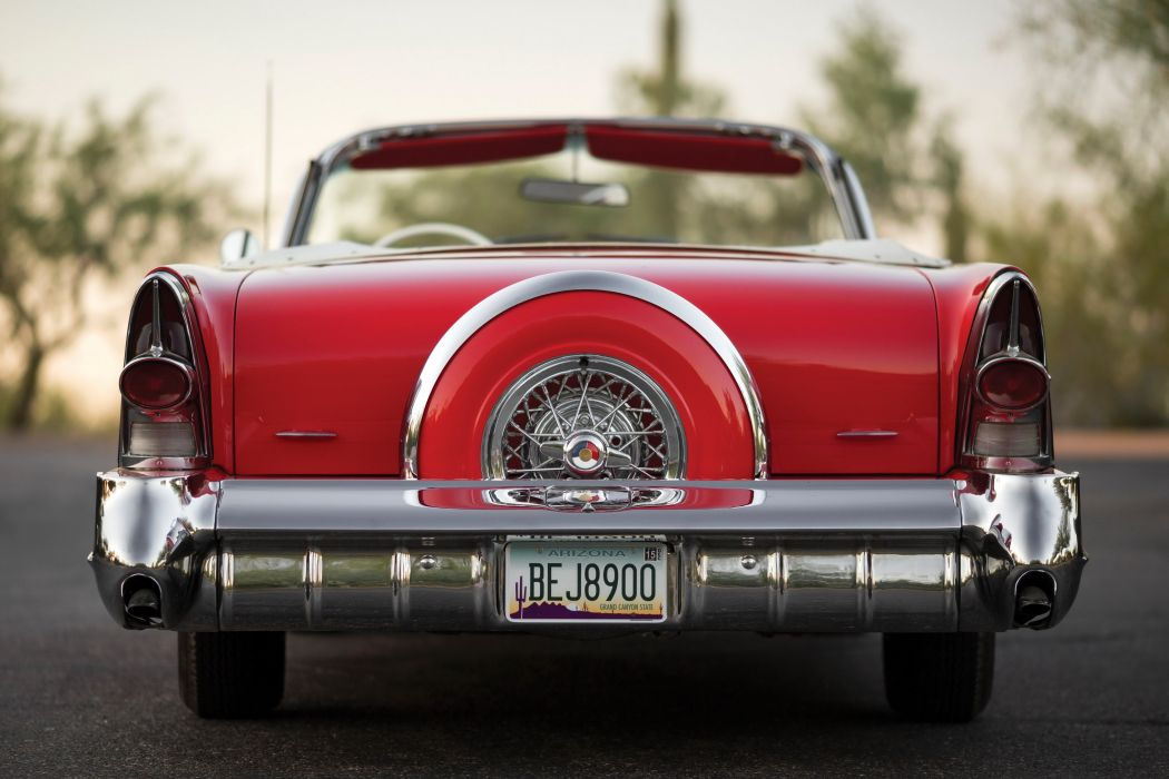 1957 Buick Super Convertible luxury retro wallpaper