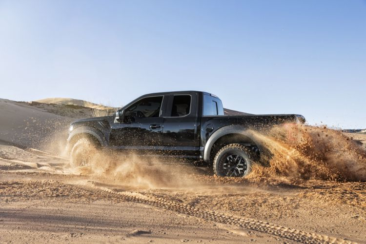 2017 Ford F-150 Raptor pickup awd muscle f150 wallpaper