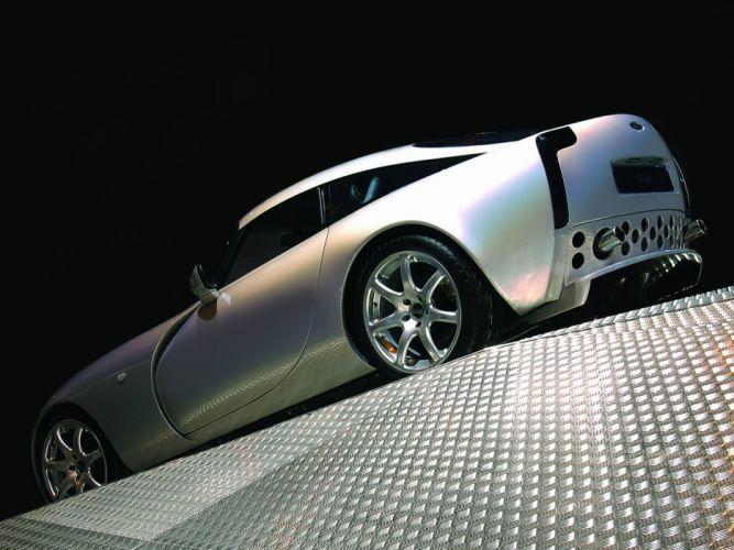 2005 TVR T350c supercar wallpaper