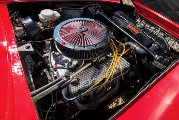 1967-72 Intermeccanica Italia Convertible supercar classic wallpaper