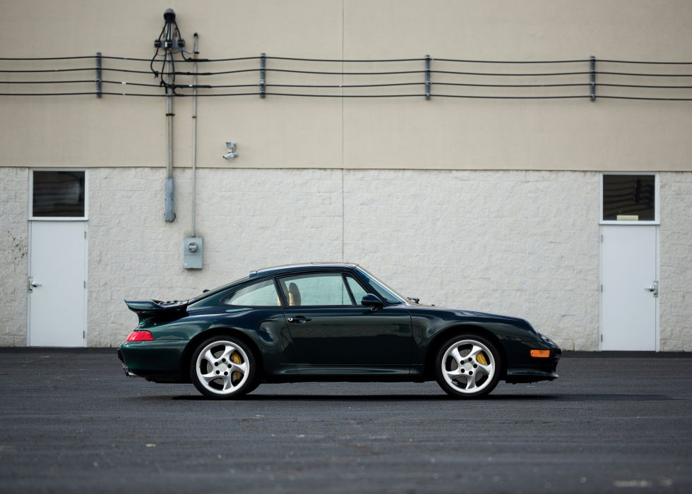 1998 Porsche 911 Turbo S 3-6 Coupe US-spec 993 wallpaper