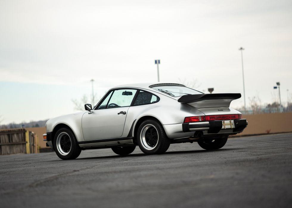 1977-79 Porsche 911 Turbo 3-3 Coupe US-spec 930 wallpaper