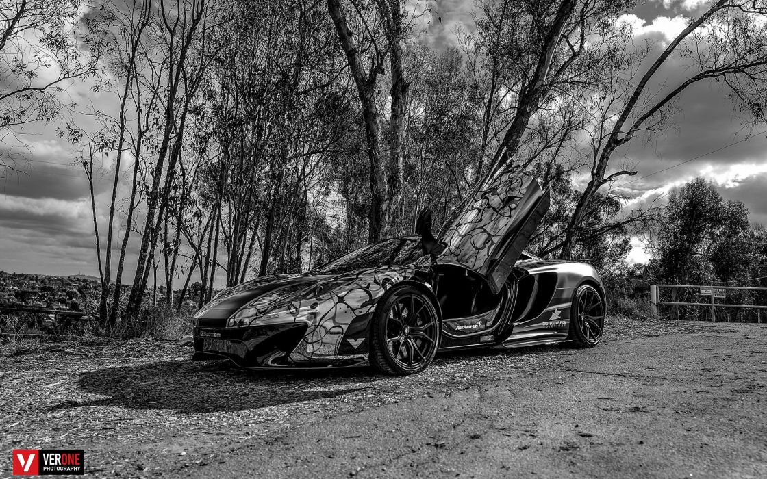 2016 Vorsteiner McLaren MP4-VX supercar tuning mp4 wallpaper